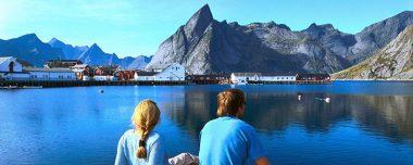 Rondreis naar de Noordkaap en Lofoten